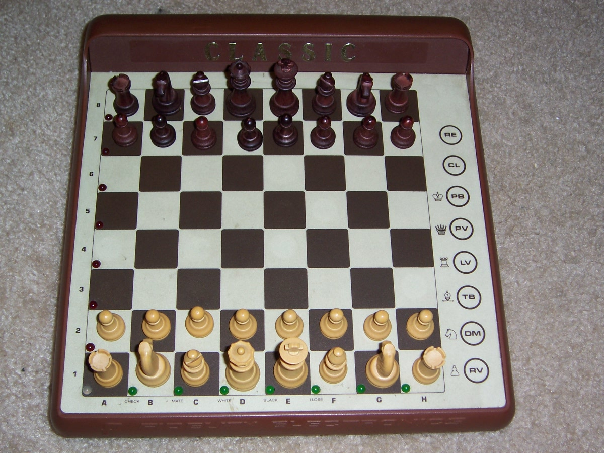 Ismenio U0026 39 S Chess Computer Collection