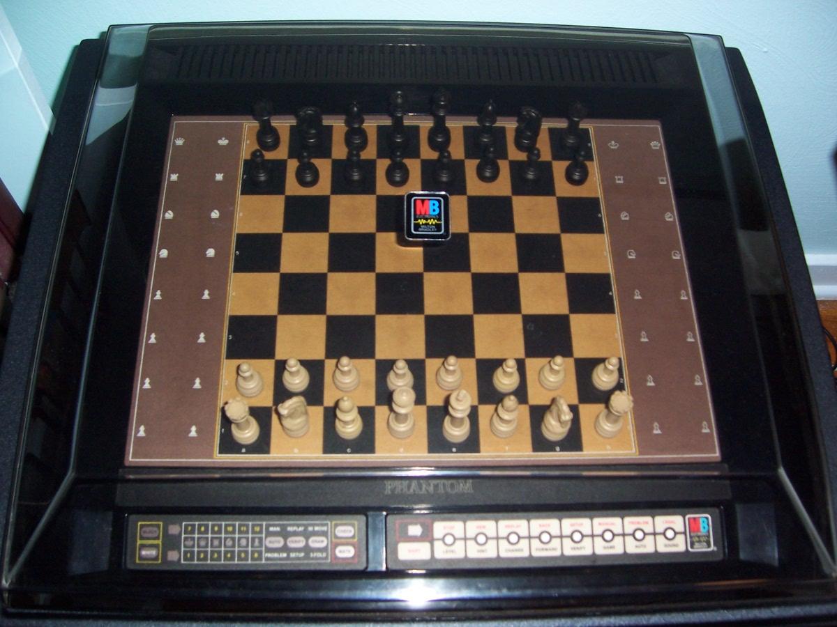 Model mb phantom chess computer